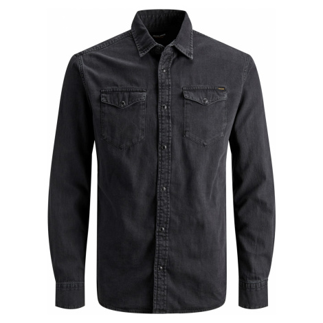 Jack & Jones Herren Jeanshemd Jjesheridan Shirt L/S