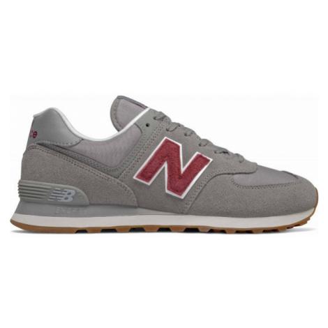 New Balance ML574SCC grau - Herren Sneaker