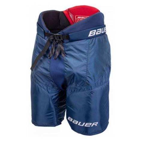 Bauer NSX PANTS SR blau - Eishockey Hosen für Kinder