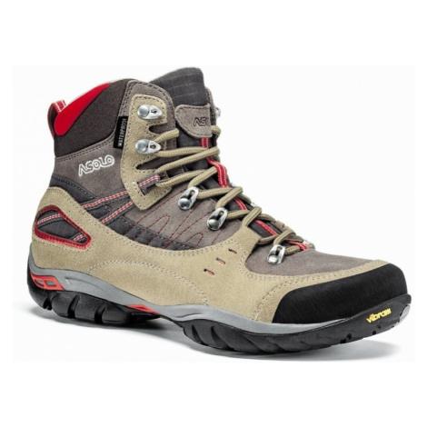Damen Schuhe Asolo Yuma GV A598 Dark sand/zeder