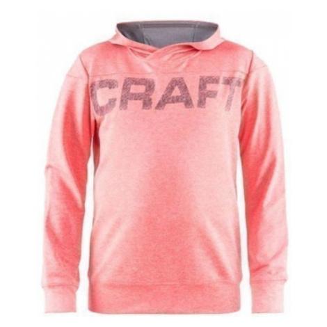 Sweatshirt CRAFT Tag JR 1906038-702200 - Orange
