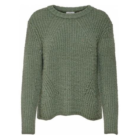 ONLY Langärmeliger Pullover Damen Grün