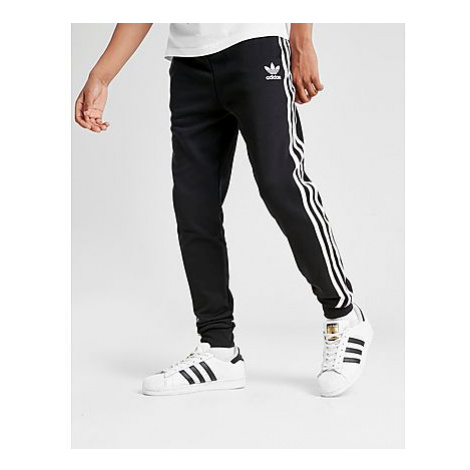 Adidas Originals 3-Streifen Hose - Black / White/White - Kinder, Black / White/White