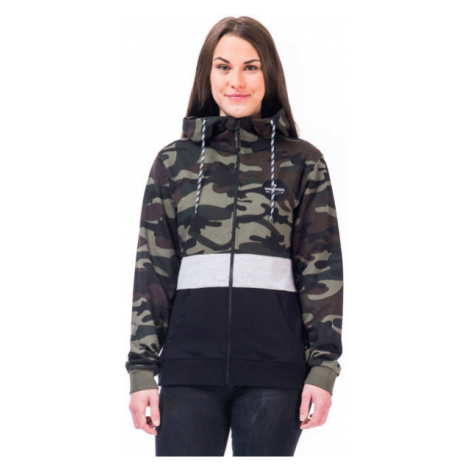 Horsefeathers ELIZA SWEATSHIRT dunkelgrün - Damen Sweatshirt
