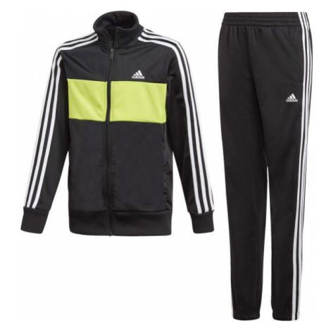 adidas YB TS TIBERIO - Jungen Trainingsanzug