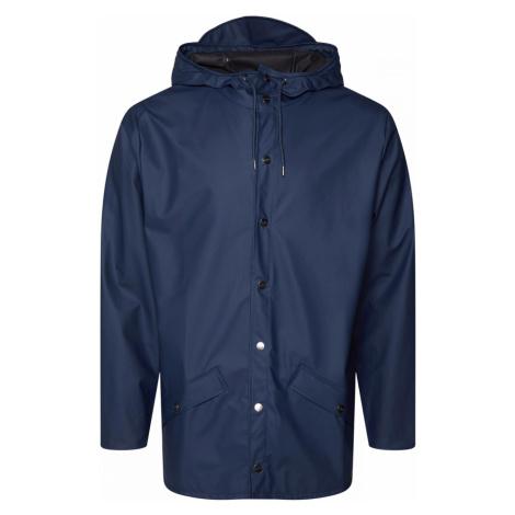 Rains Regenjacke Jacket 1201 S/M Blue