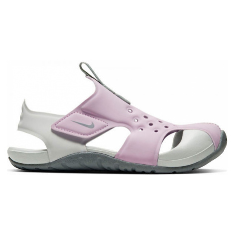 Nike SUNRAY PROTECT 2 PS violett - Kindersandalen