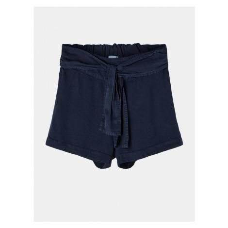 name it Feefee Shorts Blau