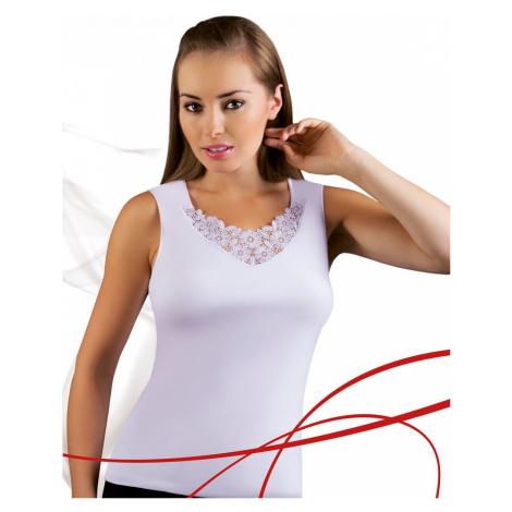 Damen Top & Unterhemd Berta white Emili