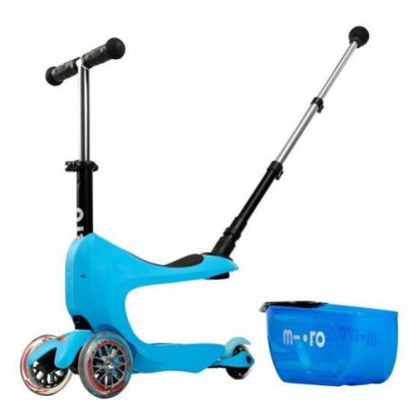 Scooter Micro Mini2go Deluxe Plus Blue