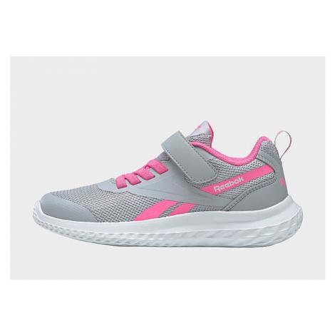 Reebok reebok rush runner 3 alt shoes - Cold Grey 2 / Electro Pink / White, Cold Grey 2 / Electr