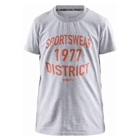 T-Shirt CRAFT District JR 1907210-950000
