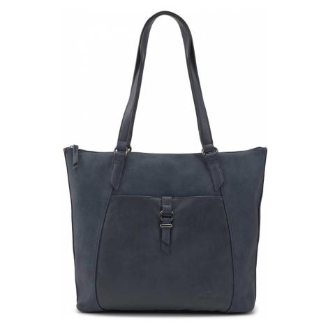 TOM TAILOR Damen Lone Shopper, blau