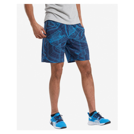 Reebok Speed Shorts Blau