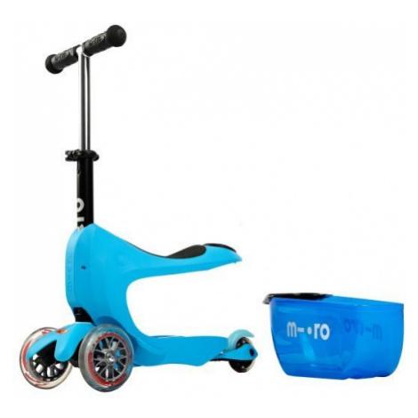 Scooter Micro Mini2go Deluxe Blue