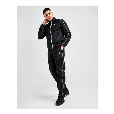 Nike Slayer Woven Trainingsanzug Herren - Black/White/White/White - Herren, Black/White/White/Wh