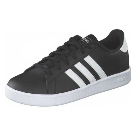 Adidas Grand Court K Sneaker Mädchen%7CJungen schwarz