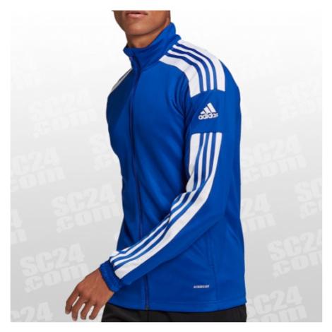 Adidas Squadra 21 Track Jacket blau/weiss Größe S