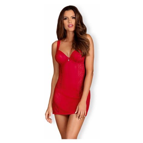 Reizwäsche sets für Damen Rougebelle chemise Obsessive