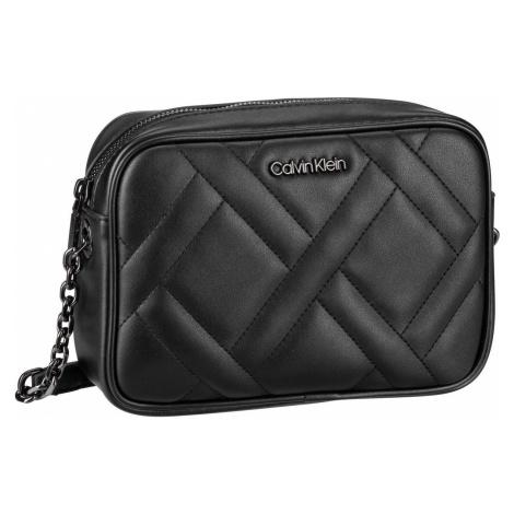 Calvin Klein Umhängetasche CK Quilt Camera Bag FA21 CK Black (1.9 Liter)