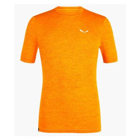 T-Shirt Salewa Puez MELANGE HYBRID DRY M S/S TEE 27877-4639