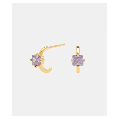 PD Paola Lavender Lis Ohrringe Gold
