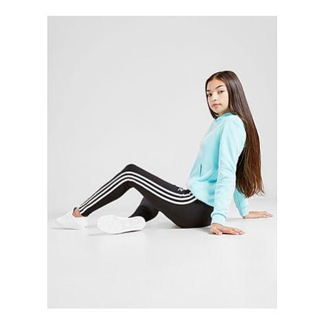 Adidas Originals 3-Stripes Core Leggings Kinder - Black/White - Kinder, Black/White