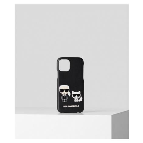Karl & Choupette Handyhülle für iPhone 12 Pro Max Karl Lagerfeld