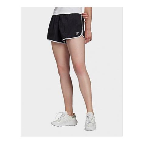 Adidas Originals Adicolor Classics 3-Streifen Shorts - Black - Damen, Black
