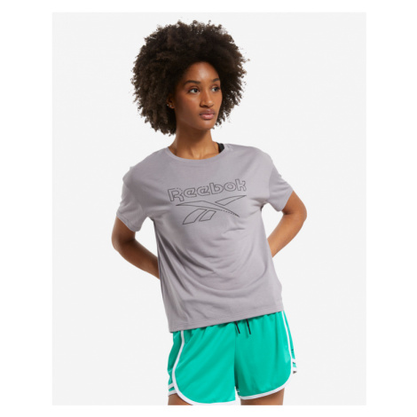 Reebok Workout Ready Supremium T-Shirt Grau