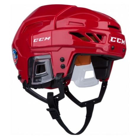 CCM FITLITE 90 SR rot - Hockey Helm