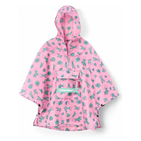 Reisenthel Mini Maxi Poncho M Kids Cactus Pink