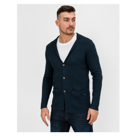 Tom Tailor Blazer Blau