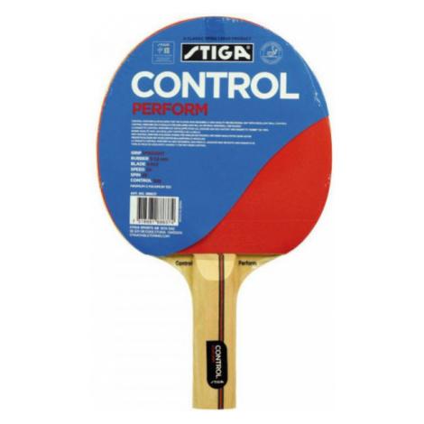 Stiga CONTROL PERFORM rot - Tischtennisschläger