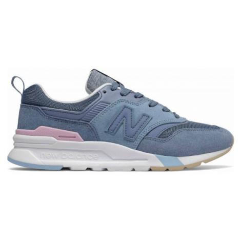 New Balance CW997HKD blau - Damen Freizeitschuhe