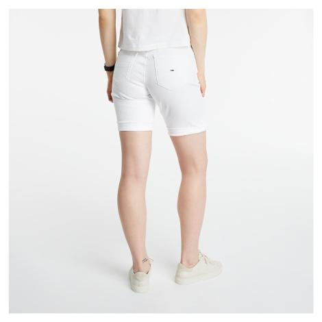 Tommy Jeans Denim Bermuda Short Optic White Tommy Hilfiger