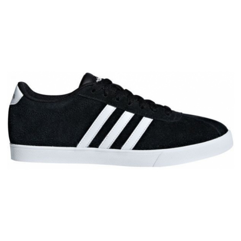 adidas COURTSET schwarz - Damen Sneakers