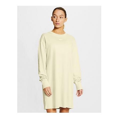 Nike Essential Kleid Damen - Coconut Milk/White - Damen, Coconut Milk/White