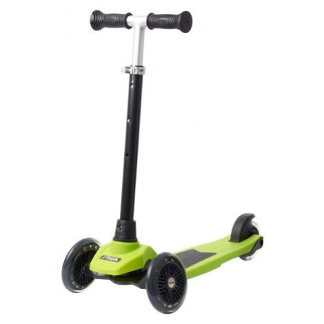 Grüne fahrräder und roller