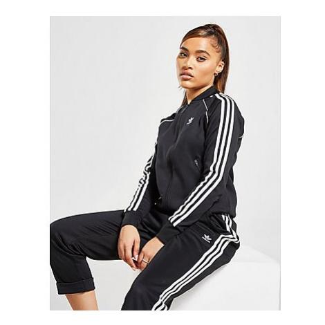 Adidas Originals Primeblue SST Originals Jacke - Black / White - Damen, Black / White