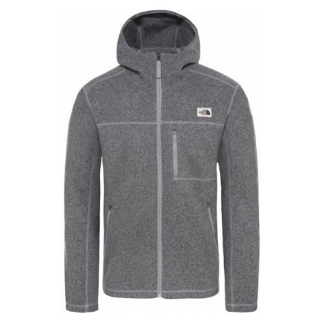 The North Face GORDON LYONS HDY M grau - Herren Sweatshirt