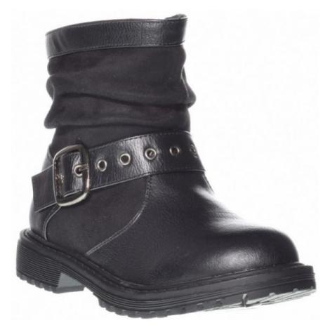 Junior League TRANAS schwarz - Stiefeletten für Mädchen