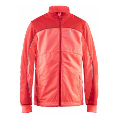 Jacke CRAFT Warm JR 1904634-2801 - pink