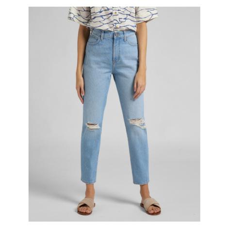 Lee Carol Jeans Blau