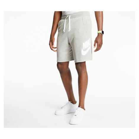 Nike Sportswear SPE Short Ft Alumni DK Grey Heather/ DK Grey Heather/ White