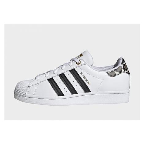 Adidas - Cloud White / Core Black / Gold Metallic - Damen, Cloud White / Core Black / Gold Metal