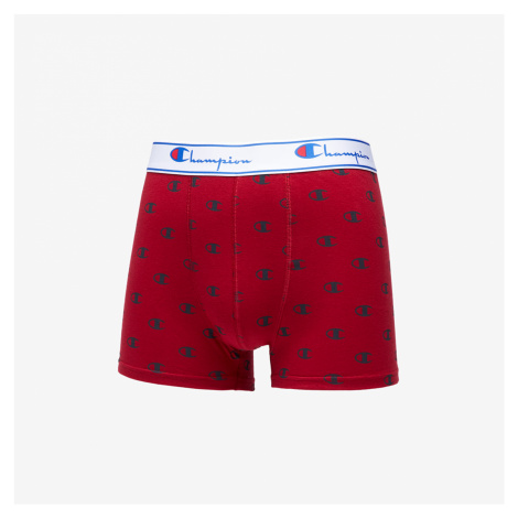 Champion 2Pack Boxers Red/ Black