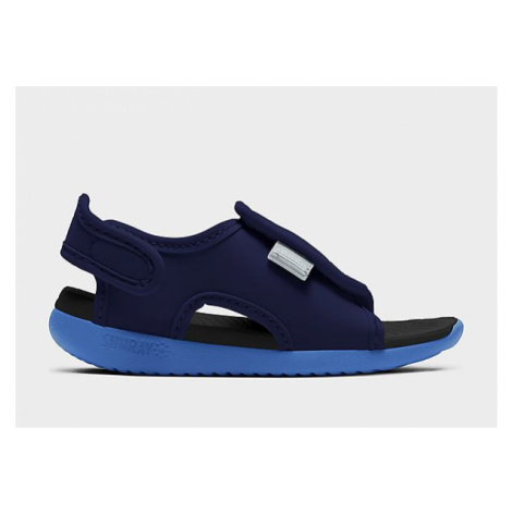 Nike Nike Sunray Adjust 5 V2 Sandale für Kleinkinder - Blue Void/Signal Blue/Black/Pure Platinum