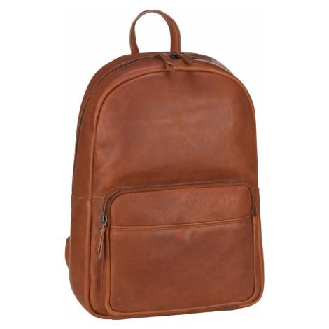 Burkely Rucksack / Daypack Antique Avery Backpack 7002 Cognac (17.6 Liter)