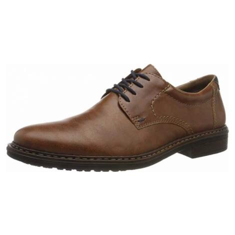 Herren Rieker Business Schuhe braun
